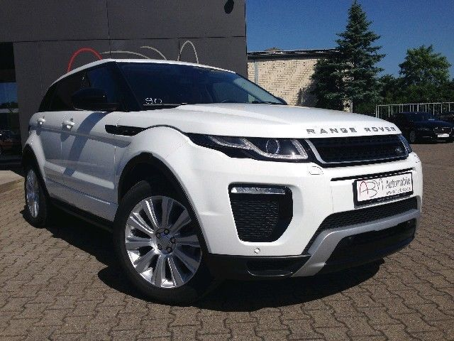 gebraucht td4 se land rover range rover evoque 2016 km in rheine mesum. Black Bedroom Furniture Sets. Home Design Ideas