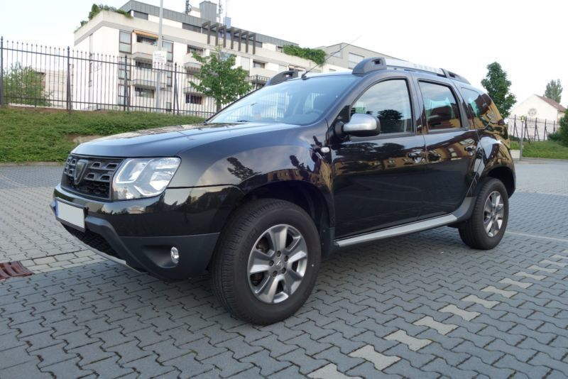 verkauft dacia duster tce 125 4x2 pres gebraucht 2015 km in hattingen. Black Bedroom Furniture Sets. Home Design Ideas