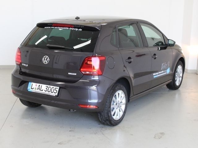 verkauft vw polo lounge 1 0 gra shz gebraucht 2015 km in leipzig. Black Bedroom Furniture Sets. Home Design Ideas