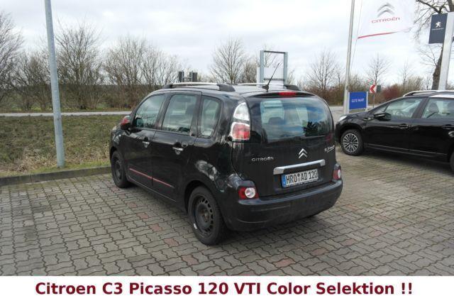verkauft citro n c3 picasso vti 120 co gebraucht 2011 km in elmenhorst lichte. Black Bedroom Furniture Sets. Home Design Ideas