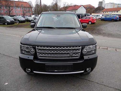 verkauft land rover range rover v8 sup gebraucht 2012 km in bayreuth. Black Bedroom Furniture Sets. Home Design Ideas