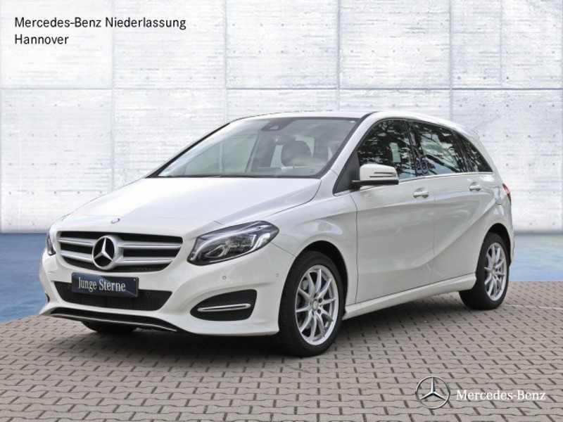 verkauft mercedes b220 4matic gebraucht 2016 km in hildesheim. Black Bedroom Furniture Sets. Home Design Ideas
