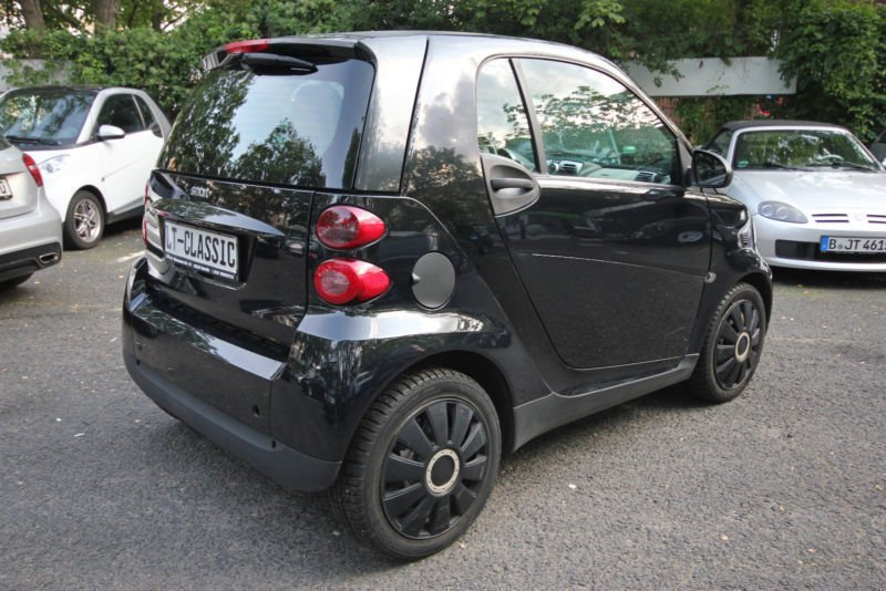 verkauft smart fortwo coup basis tipt gebraucht 2007. Black Bedroom Furniture Sets. Home Design Ideas