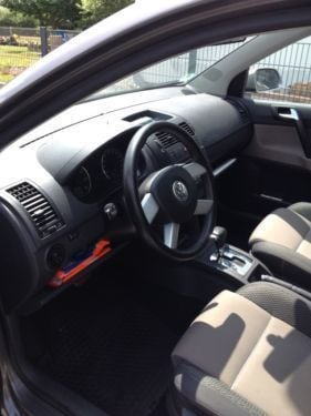verkauft vw polo cross polo 1 6 automa gebraucht 2008 km in baunatal. Black Bedroom Furniture Sets. Home Design Ideas
