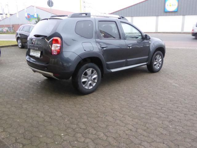 verkauft dacia duster tce 125 4x2 pres gebraucht 2016 50 km in hemmoor. Black Bedroom Furniture Sets. Home Design Ideas