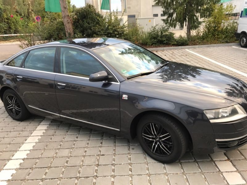 verkauft audi a6 2 0 tdi gebraucht 2006 km in. Black Bedroom Furniture Sets. Home Design Ideas