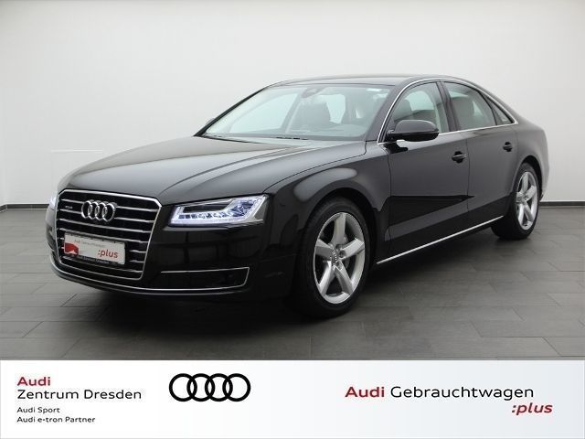 verkauft audi a8 3 0 tdi quattro matri gebraucht 2015 km in dresden. Black Bedroom Furniture Sets. Home Design Ideas
