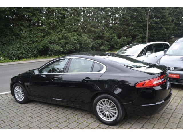 xf gebrauchte jaguar xf kaufen 902 g nstige autos zum. Black Bedroom Furniture Sets. Home Design Ideas