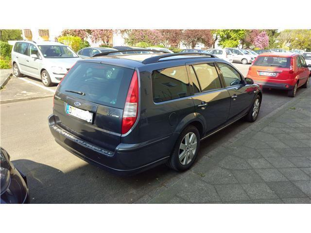gebraucht 2 0 turnier tdci dpf titanium ford mondeo 2006 km in hilden. Black Bedroom Furniture Sets. Home Design Ideas