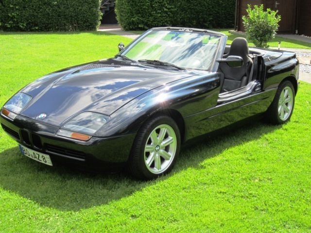 verkauft bmw z1 gebraucht 1990 km in bochum. Black Bedroom Furniture Sets. Home Design Ideas