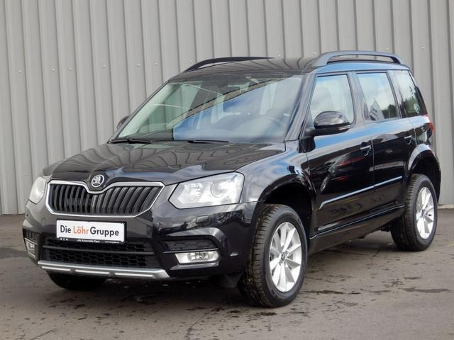 verkauft skoda yeti 2 0 tdi 4x4 dsg am gebraucht 2016. Black Bedroom Furniture Sets. Home Design Ideas