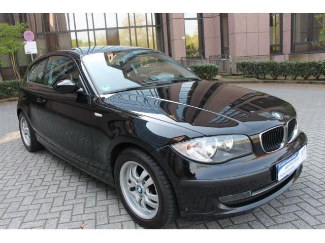 verkauft bmw 116 baureihe 1 lim 116i gebraucht 2009 km in ratingen. Black Bedroom Furniture Sets. Home Design Ideas