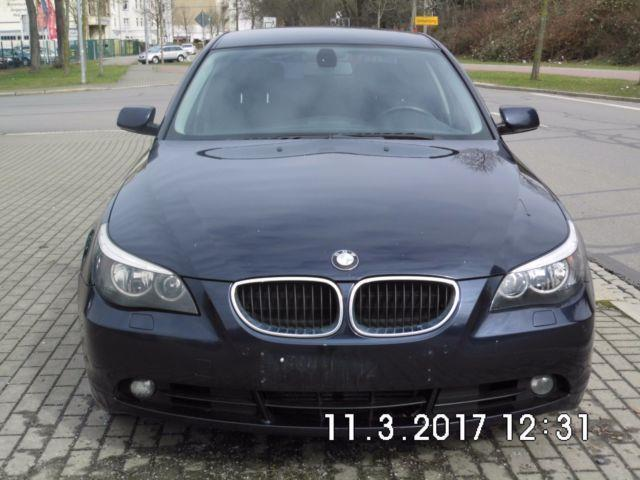 verkauft bmw 525 baureihe 5 lim d spo gebraucht 2004 km in heilbronn. Black Bedroom Furniture Sets. Home Design Ideas