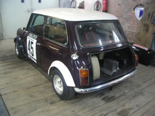 Verkauft Austin Mini Racing Rennwagen Gebraucht 1971 1971 Km In