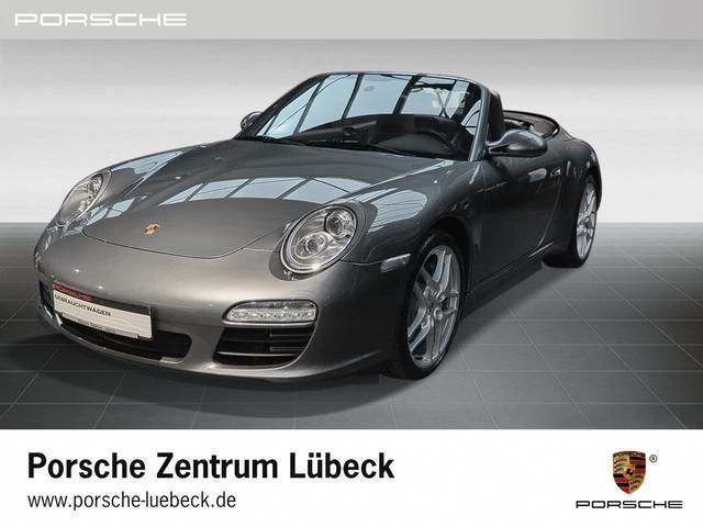 """gebraucht Porsche 911 Carrera Cabriolet Bose 19"""" Garagentoröffner"""