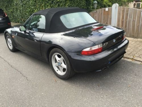 verkauft bmw z3 cabrio gebraucht 1997 km in hamburg. Black Bedroom Furniture Sets. Home Design Ideas