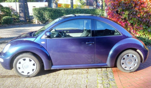 verkauft vw beetle benziner gebraucht 2000 km in rahden. Black Bedroom Furniture Sets. Home Design Ideas