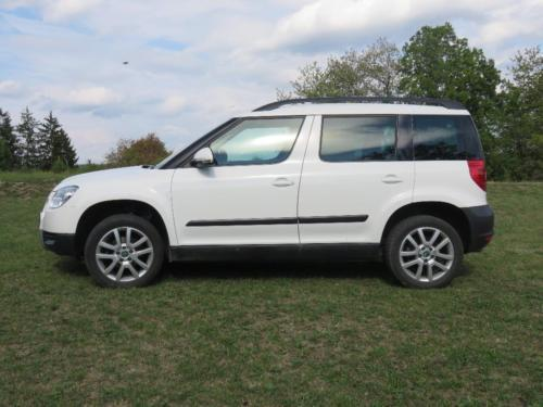 gebraucht 4x4 ambition skoda yeti 2013 km in nals. Black Bedroom Furniture Sets. Home Design Ideas