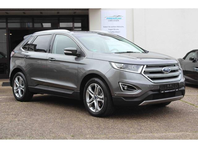 verkauft ford edge titanium 4x4 split gebraucht 2016 km in essen. Black Bedroom Furniture Sets. Home Design Ideas
