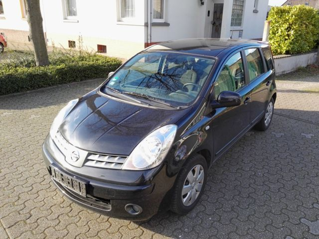verkauft nissan note 1 4 more gebraucht 2008 km. Black Bedroom Furniture Sets. Home Design Ideas