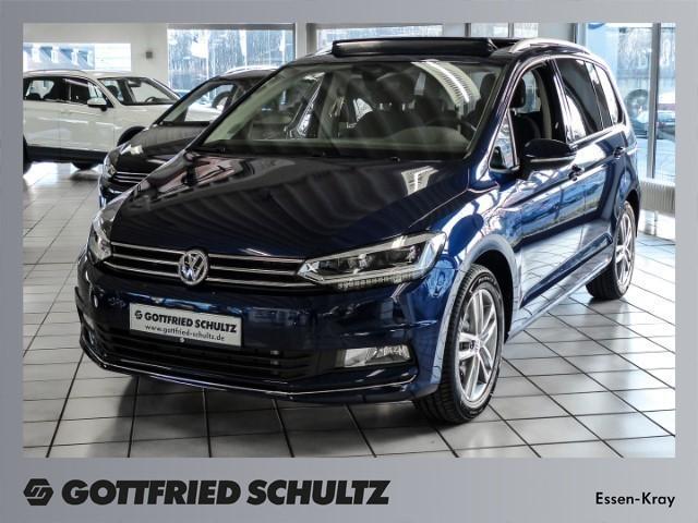 gebraucht VW Touran 2.0 TDI SCR BMT DSG, SOUND, SOUND Plus-Paket, Navi