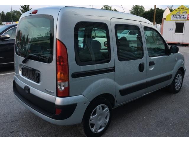 verkauft renault kangoo rapid 1 2 16v gebraucht 2006 km in m nchen. Black Bedroom Furniture Sets. Home Design Ideas