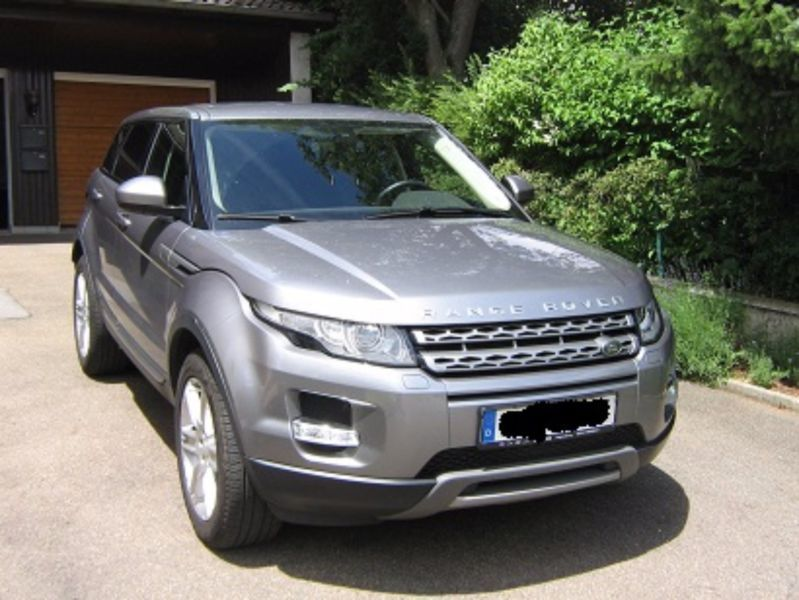 verkauft land rover range rover evoque gebraucht 2014 km in karlsfeld. Black Bedroom Furniture Sets. Home Design Ideas