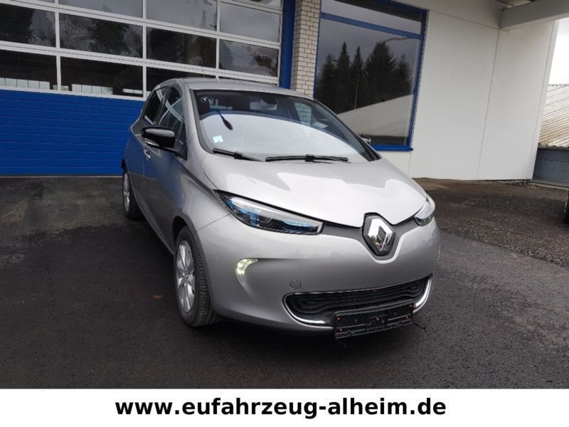 verkauft renault zoe intens gebraucht 2014 km in alheim heinebach. Black Bedroom Furniture Sets. Home Design Ideas