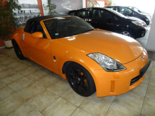 verkauft nissan 350z roadster premium gebraucht 2007 km in dei lingen lauffen. Black Bedroom Furniture Sets. Home Design Ideas