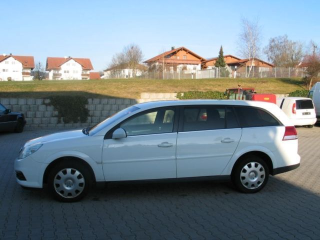 verkauft opel vectra c caravan edition gebraucht 2007 km in neukirchen v w. Black Bedroom Furniture Sets. Home Design Ideas
