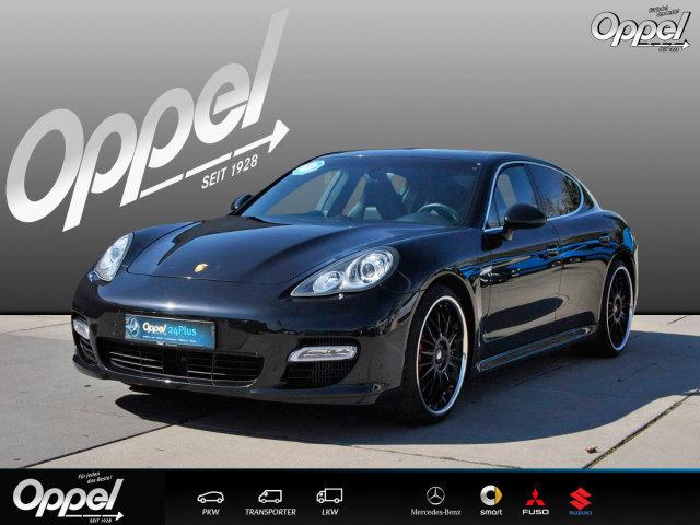 Gebraucht Porsche Panamera Turbo 4 8 Navi Park Istent Sd Xenon Shd