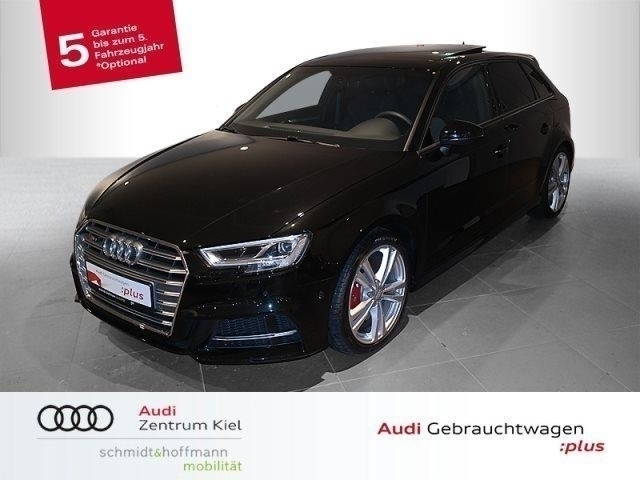 verkauft audi s3 sportback s3 sportbac gebraucht 2017 km in kiel. Black Bedroom Furniture Sets. Home Design Ideas