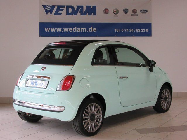verkauft fiat 500c 0 9 twinair cult lo gebraucht 2014 km in spaichingen. Black Bedroom Furniture Sets. Home Design Ideas