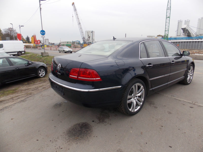 verkauft vw phaeton v6 tdi 4motion gebraucht 2011 km in berlin. Black Bedroom Furniture Sets. Home Design Ideas
