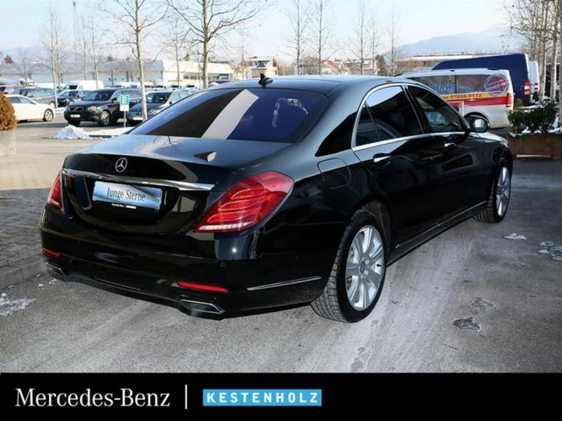 verkauft mercedes s500 limousine lang gebraucht 2014 km in freiburg. Black Bedroom Furniture Sets. Home Design Ideas