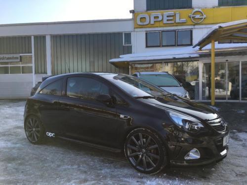 Verkauft Opel Corsa D Opc Nürburgring Gebraucht 2017 44 691 Km