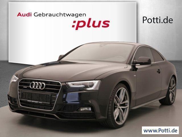 Audi a5 coupe 30 tdi gebraucht