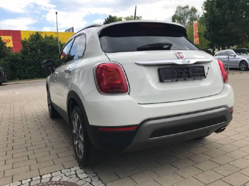 verkauft fiat 500x cross multiair klim gebraucht 2016 km in neu ulm. Black Bedroom Furniture Sets. Home Design Ideas