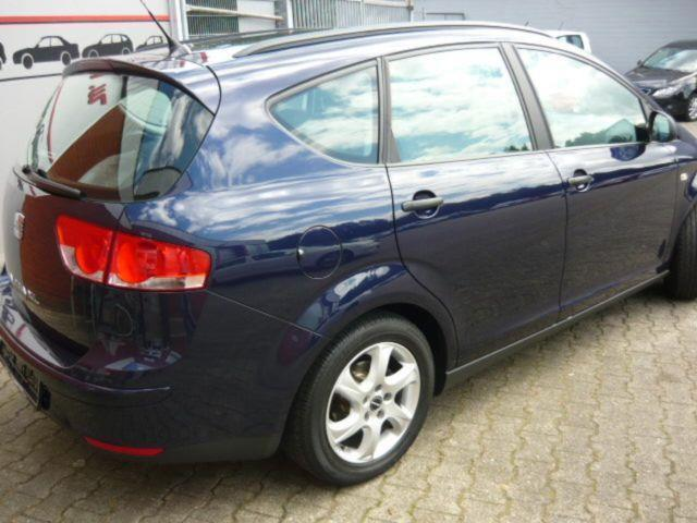 verkauft seat altea 1 9 tdi dpf xl com gebraucht 2008 km in meppen. Black Bedroom Furniture Sets. Home Design Ideas