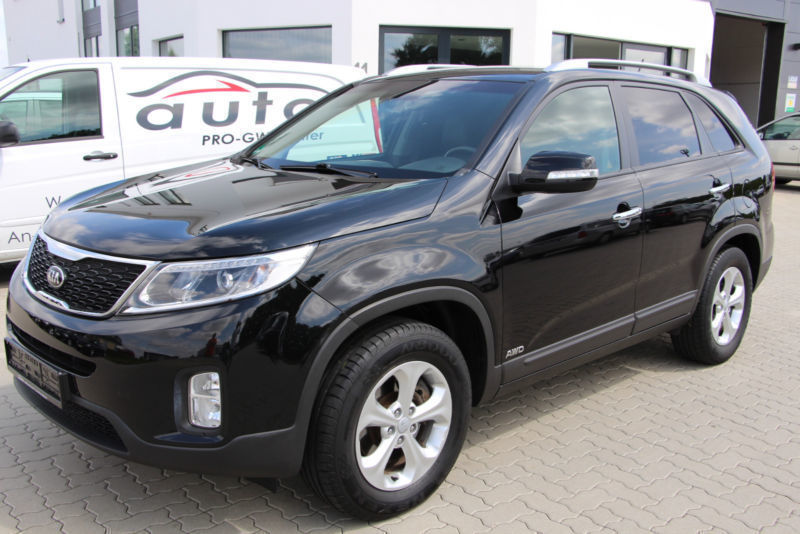 verkauft kia sorento vision 4wd gebraucht 2014 km in pampow. Black Bedroom Furniture Sets. Home Design Ideas