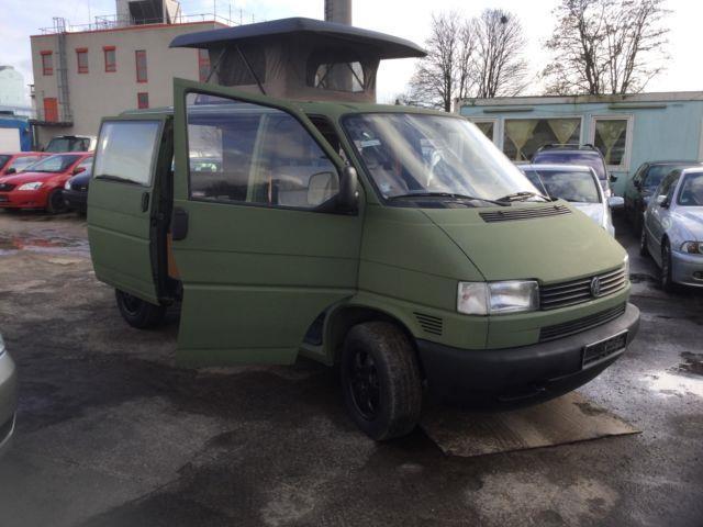 Verkauft Vw T4 Wohnmobil 2 Hand Kuche Gebraucht 1997 197 290 Km