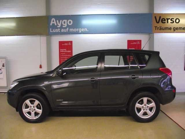 verkauft toyota rav4 rav 4 2 2 d 4d 4x gebraucht 2007 km in wittlich. Black Bedroom Furniture Sets. Home Design Ideas
