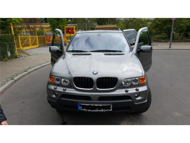 verkauft bmw x5 3 0 d gebraucht 2005 km in berlin. Black Bedroom Furniture Sets. Home Design Ideas