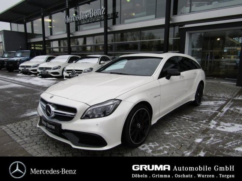 Mercedes Cls63 Amg Shooting Brake Gebraucht 20 Günstige