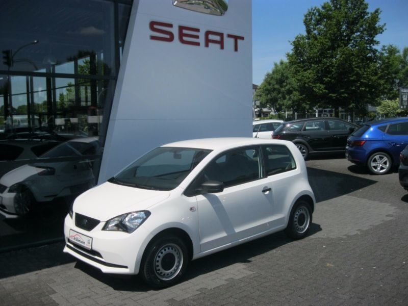 verkauft seat mii 1 0 reference gebraucht 2014 km in hamm. Black Bedroom Furniture Sets. Home Design Ideas