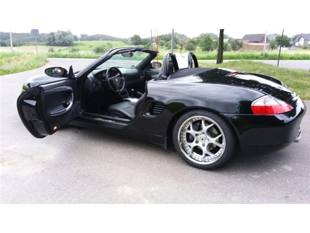 gebraucht porsche boxster 1998 km in leverkusen autouncle. Black Bedroom Furniture Sets. Home Design Ideas