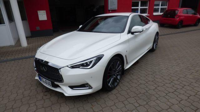gebraucht s coupe aut awd sport tech infiniti q60 2017 km in riesa. Black Bedroom Furniture Sets. Home Design Ideas