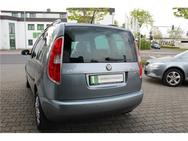 verkauft skoda roomster 1 2 tdi gebraucht 2011 km in dorfmark. Black Bedroom Furniture Sets. Home Design Ideas