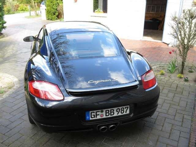 verkauft porsche cayman s gebraucht 2008 km in meinersen. Black Bedroom Furniture Sets. Home Design Ideas