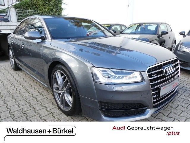 verkauft audi a8 3 0 tdi quattro tiptr gebraucht 2015 km in moenchengladbach. Black Bedroom Furniture Sets. Home Design Ideas